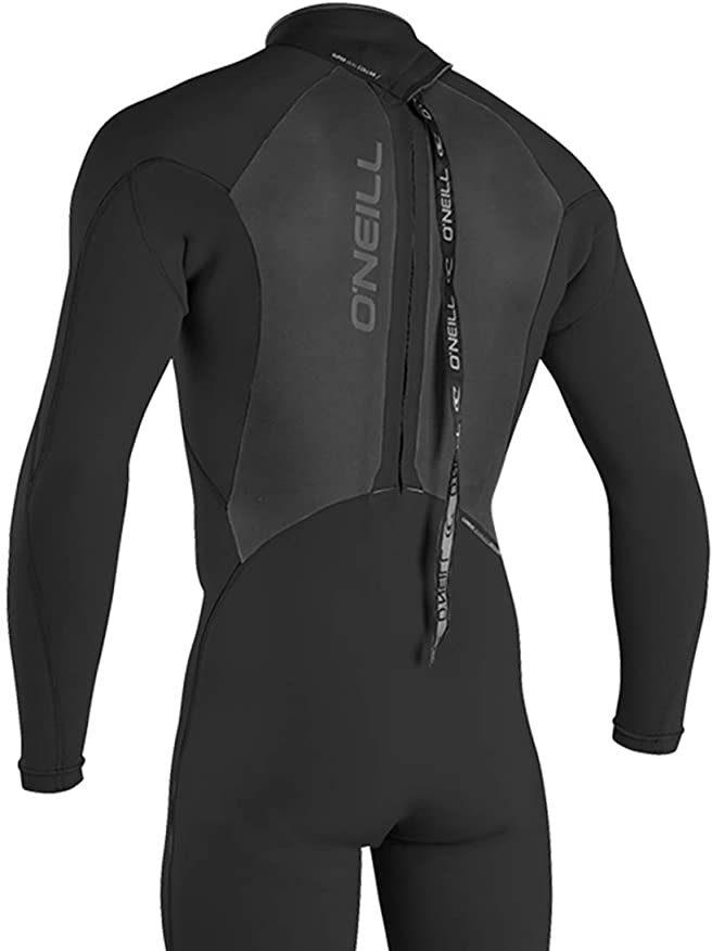 back-zip-wetsuit